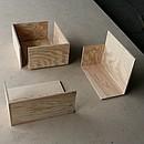 Wood-Piece I + II