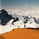 Dune rose – Innerschweizer Berge