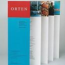 ORTEN, eine lyrische Landkarte