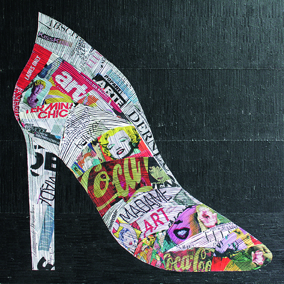 Pumps Pop Art